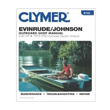 amazon com evinrude johnson outboard shop manual 2 40 hp 1973