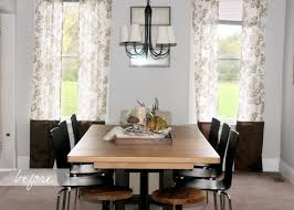 curtains home decor dining room curtain ideas provisionsdining com