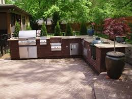 Ready Made Kitchen Cabinets by Kitchen Prefab Outdoor Kitchens For Enchanting Outdoor Home