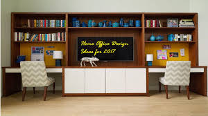 home office design ideas for 2017 youtube