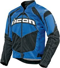 mens textile motorcycle jacket icon contra mens textile motorcycle jacket blue