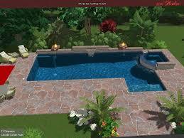 pool studio designs cascade custom pools