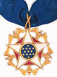 The Presidential Medal of