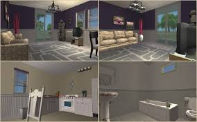 mod the sims small suburban house