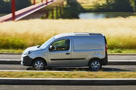 independent renault kangoo z e van review