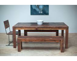 bench ravishing sweet modern dining table and bench important