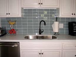 glass tile backsplash small kitchen design u2013 home design and decor