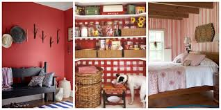 Wam Home Decor by Decorating With Red Ideas For Red Rooms And Home Decor