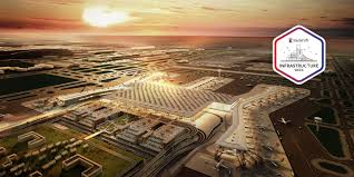 Designs by 4 International Airport Designs Showcasing The Future Of Travel