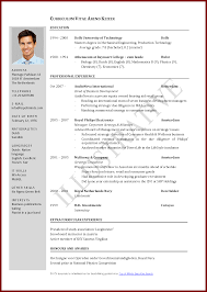 Sample Student CV Template      Download Free Documents in PDF  Word Perfect Resume Example Resume And Cover Letter     Entry level personal assistant resume template