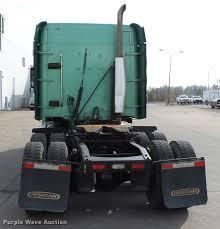 2013 freightliner columbia cl120 glider kit semi truck ite