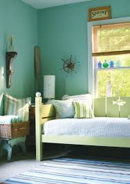 Cute Daybeds Bedroom Gorgeous Green Blue Bedroom Decoration Using Light