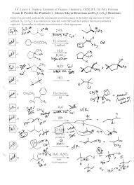 dr starkey u0027s chm 201 elements of organic chemistry