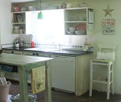 Galley Kitchen Ideas Makeovers by Small Kitchen Makeover In A Mobile Home Kitchen Design