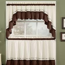 Elegant Kitchen Curtains by 41 Best Kitchen Curtains Images On Pinterest Kitchen Curtains