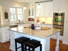 Kitchen Cabinets Ohio by Granite Countertop Designs With White Cabinets Backsplash Ideas