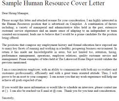 Human Resource Management Resume  sample human resources resume