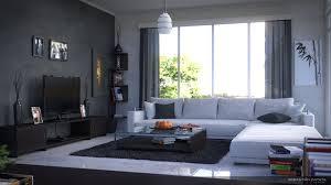 modern interior design rendered by sebastian zapata modern