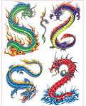 The Best Dragon Tattoo Designs