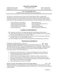 Example Resume  Resume Sample For Restaurant Manager Sample Resume