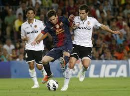 Barcelona Menang Tipis atas Valencia 1-0