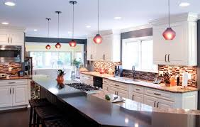 Long Kitchen Island Designs by 23 Kitchen Island Ideas Madison Wisconsin Waunakeeremodeling Com