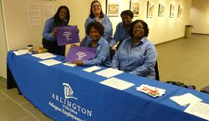 picture of Employment Center job fair Arlington County
