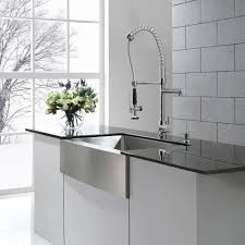 Design House Kitchen Faucets Stainless Steel Kitchen Sink Combination Kraususa Com