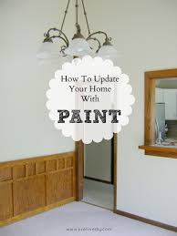 livelovediy how to paint trim