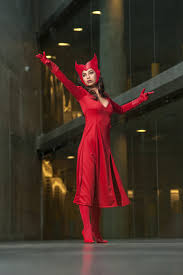 marvel scarlet witch costume marvel cosplay appreciation page 3