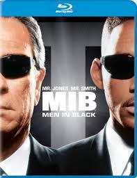 Hombres de Negro [BD25]