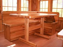 L Shaped Bench Kitchen Table by Furniture Natural Wooden Breakfast Nook Kitchen Table Using