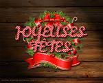 Fond d��cran Joyeuses F��tes gratuit fonds ��cran Noel