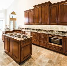 cherry cabinets in kitchen zeljko designed this traditional kitchen using cherry wood in a