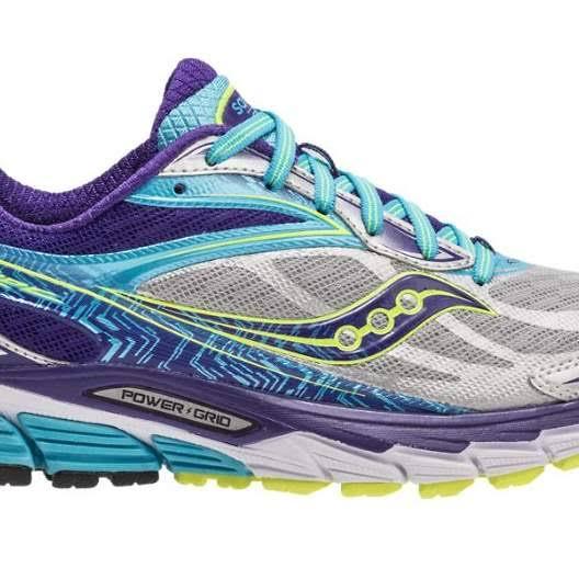 Saucony Ride 8 Running Shoe, Blue,