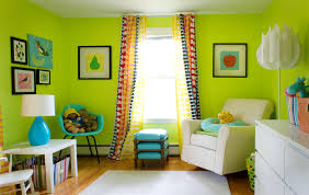 Turquoise And Green Lounge Room Ideas Interior Modern Fresh Living Room Decoration With L Shape Orange