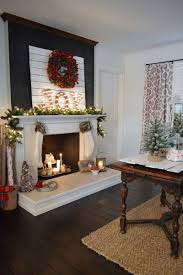 Cottage Home Decor Ideas by Cottage Christmas Home Tour With Country Living Fox Hollow Cottage
