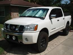 nissan titan quick lift rancho anybody with pics of prg 4