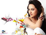 Sonakshi Sinha 4 Bollywood Actresses Zimbio 1024x768px Wallpaper