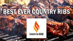 best ever country ribs pork recipe youtube