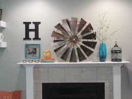 Fixer Upper Living Room Wall Decor 30 Inch Full Windmill Head Wall Decor Rustic Farmhouse