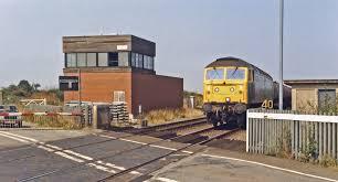 Claypole railway station