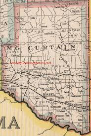 Oklahoma City Map 26 Best Vintage Oklahoma And Indian Nation Maps Images On