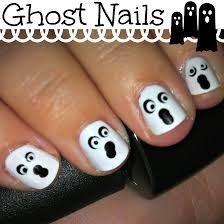 30 awesome halloween nail art ideas totally the bomb com