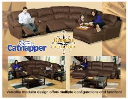 Build Your Own Sectional Sofa by Compass Fully Modular Reclining Sectional By Catnapper Build