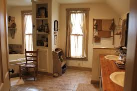 Country Bathroom Designs Delighful Primitive Country Bathroom Ideas Shelf For My