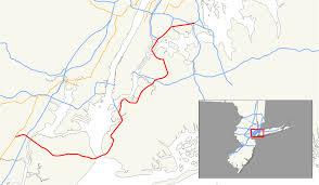 Zip Code Map Brooklyn by Interstate 278 Wikipedia