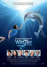 La Gran Aventura De Winter El Delfin