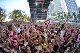 Ultra Music Festival         by Wikimedia user Vinch  CC BY SA      Sounding Out