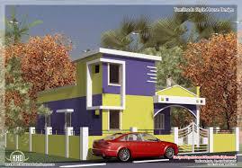 875 sq feet 2 bedroom single floor home design style house 3d models